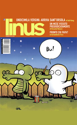 Linus ottobre 2013