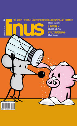 Linus febbraio 2014