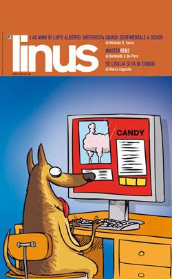 Linus aprile 2014