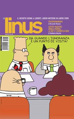 Linus marzo 2014
