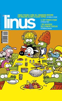Linus maggio 2014