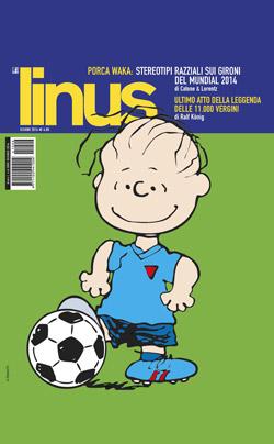 Linus giugno 2014