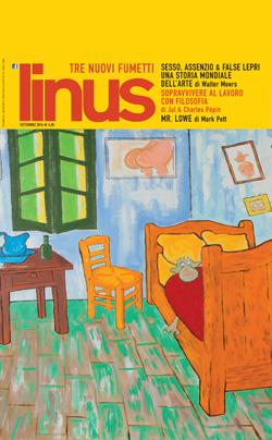 Linus settembre 2014
