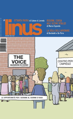 Linus novembre 2014