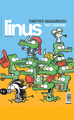 Linus giugno 2015