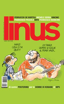 Linus luglio 2015