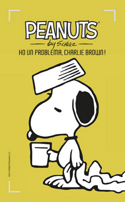 12 Ho un problemai, Charlie Brown!