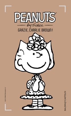 13 Grazie, Charlie Brown!