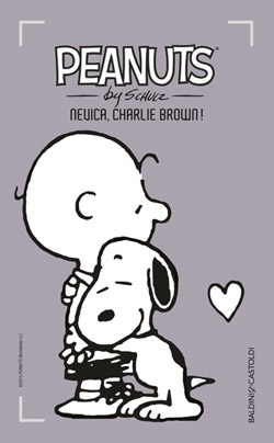 22 Nevica, Charlie Brown!