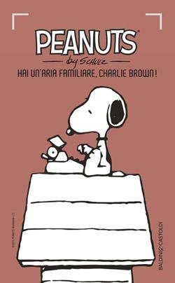 24 Hai un'aria familiare,  Charlie Brown!