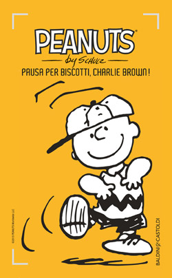 25 Pausa per biscotti,  Charlie Brown!