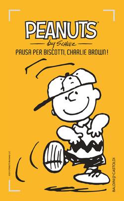 25 Pausa per biscotti,  Charlie Brown!