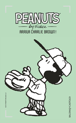 26 Arriva; Charlie Brown!