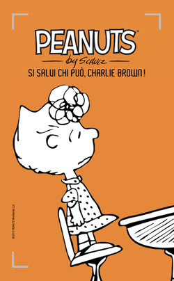 06 Si salvi chi puo', Charlie Brown!