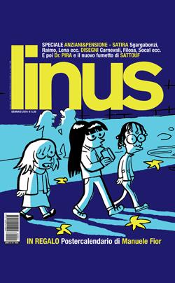 Linus gennaio 2016