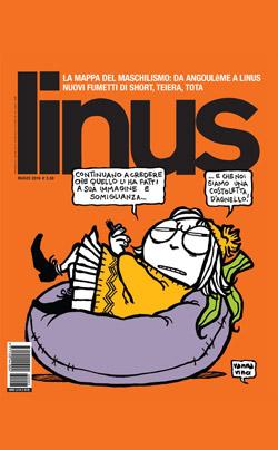 Linus marzo 2016