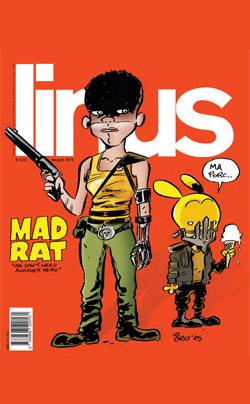 Linus maggio 2016