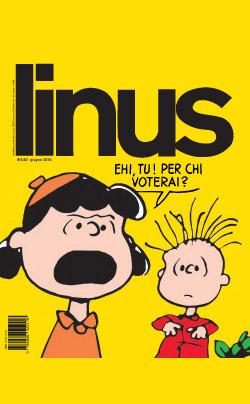 Linus giugno 2016