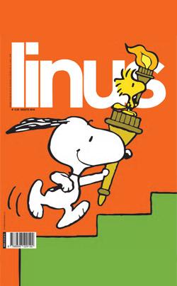 Linus agosto 2016