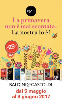 Tutto il catalogo Baldini&Castoldi a -25%