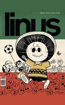 Linus luglio 2017